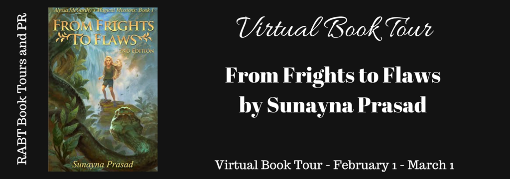 RABT Spotlight: From Frights To Flaws by Sunayna Prasad
