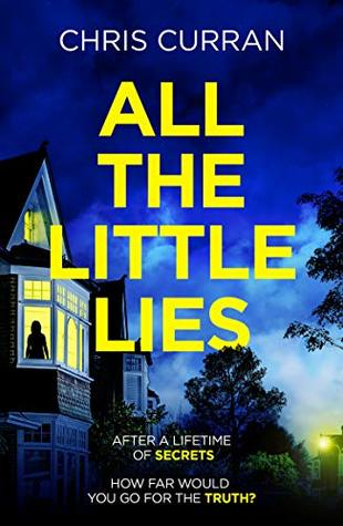All The Little Lies by Chris Curran