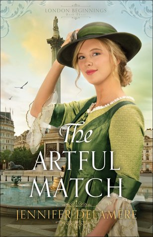 The Artful Match by Jennifer Delamere