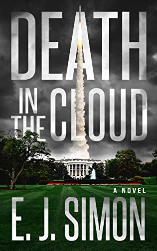 Death In The Cloud by E.J. Simon