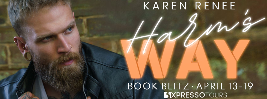 Xpresso Book Tours Blitz: Harm's Way by Karen Renee